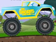 Smurf Monster Truck Challenge