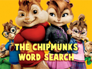 The Chipmunks Word Search