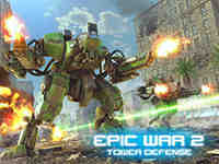 Epic War 2 TD