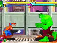 Marvel Super Heroes