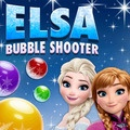 Elsa Bubble Shooter