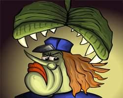 Horror Plant 2