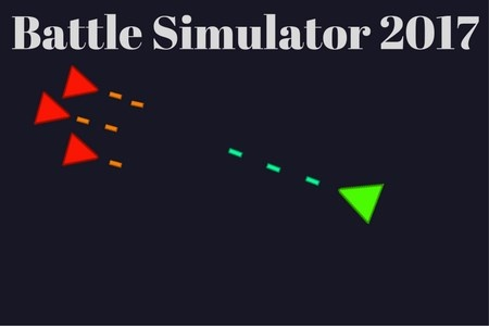Battle Simulator 2017