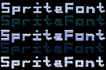 Frozen Spritefont (5 in 1)
