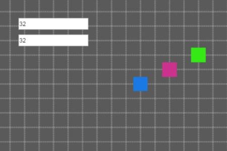 Grid – snap to grid