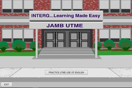 JAMB UTME English Game
