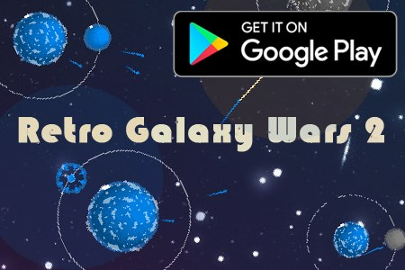 Retro Galaxy Wars  2