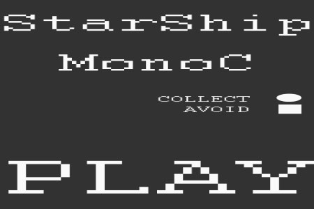 StarShip MonoC