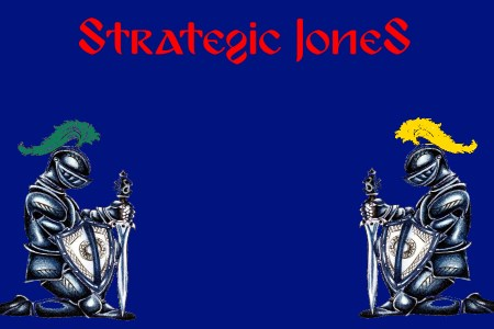 Strategic Jones