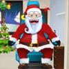 Santa At Dentist