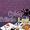 Spider Solitaire 1 suit