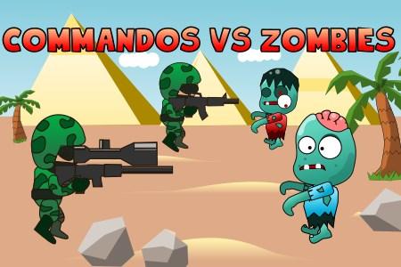 Commandos vs Zombies