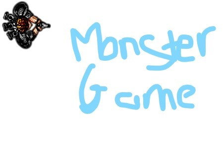 Crazy Monster Game