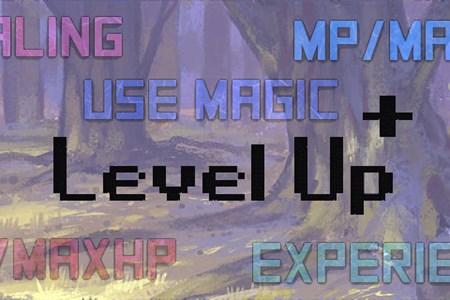 Level UP RPG System