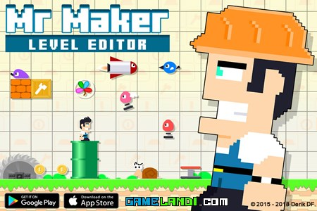 Mr Maker Level Editor (Demo)