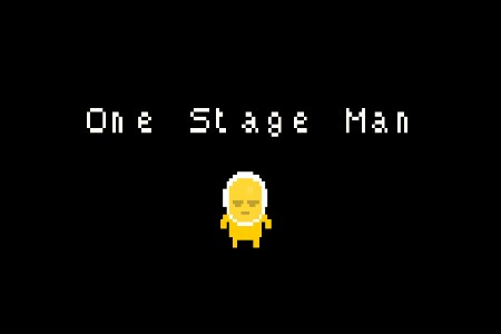One Stage Man