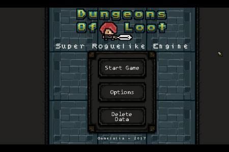 Super Roguelike Engine [DEMO]