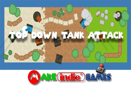Top Down Tank Attack